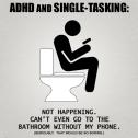 ADHD Single Tasking