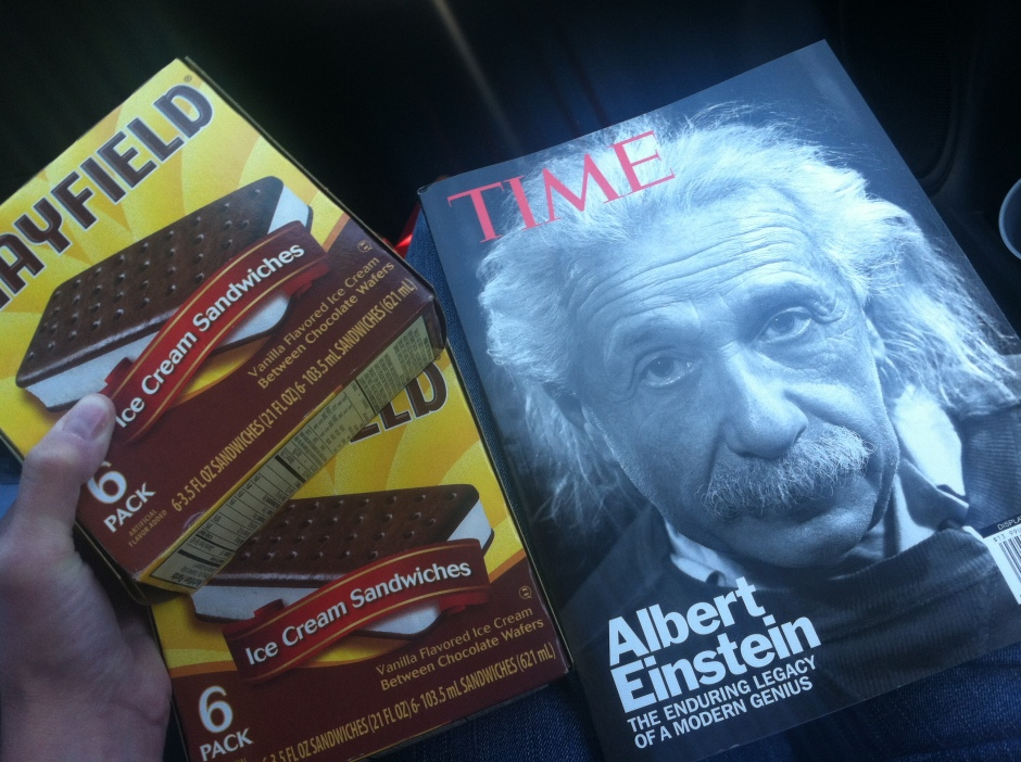Einstein has ADHD